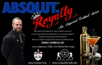Absolut Royalty: An Imperial Cocktail Soiree