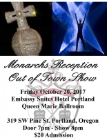 Monarchs Reception and Out-of-Town Show